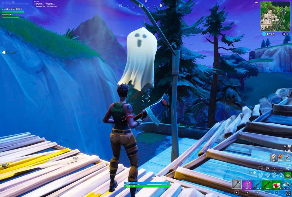 Halloween en Fortnite - esports