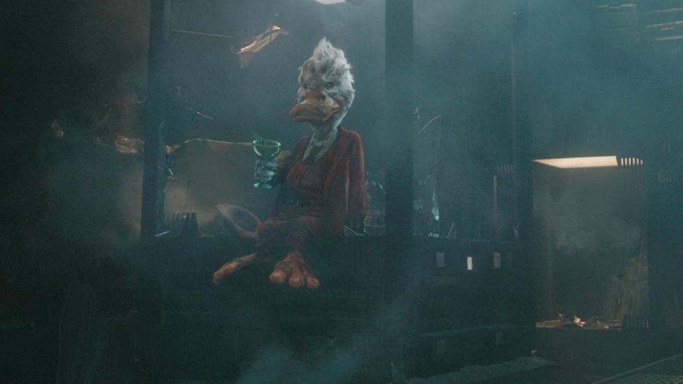 Howard el pato (Seth Green)