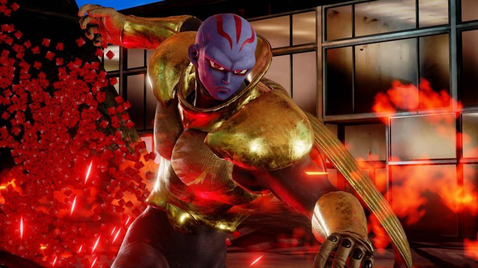 Kane en Jump Force