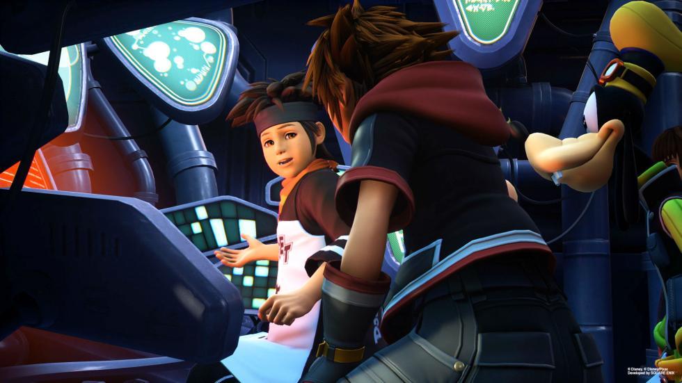 Kingdom Hearts 3 Villa Crepúsculo