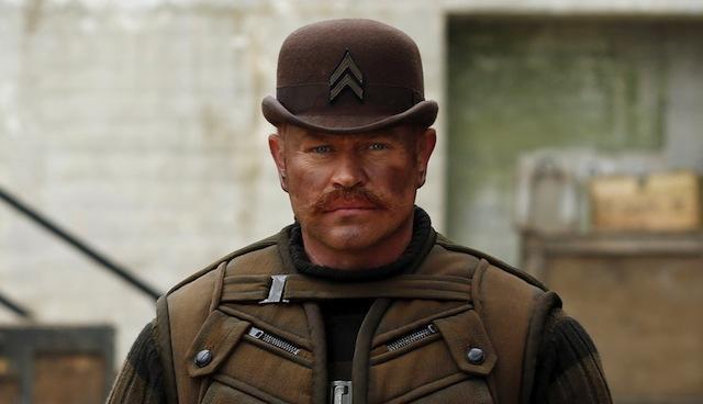 Neal McDonough en Capitán América