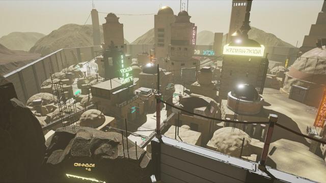 Remake de KOTOR en Unreal Engine 4