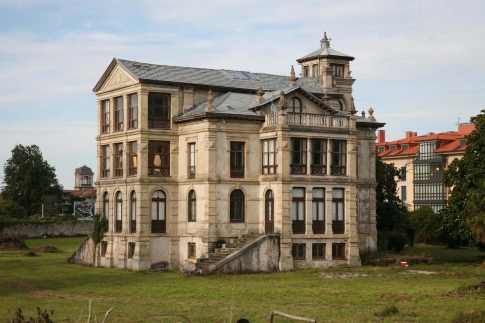 La residencia de El orfanato