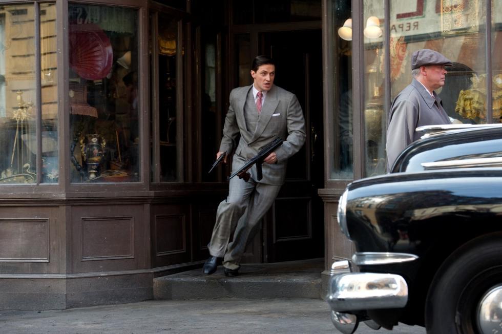 Richard Armitage en Capitán América