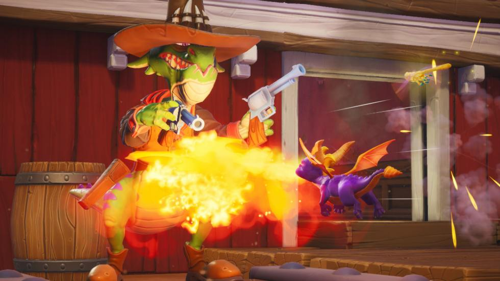 Spyro Reignited Trilogy - Dino Mines