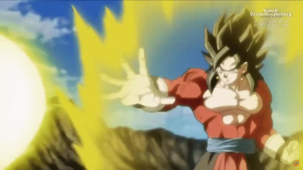 Super Dragon Ball Heroes capítulo 5