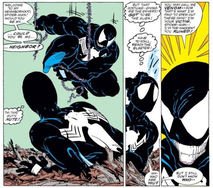 El Asombroso Spider-man La leyenda comienza de nuevo
