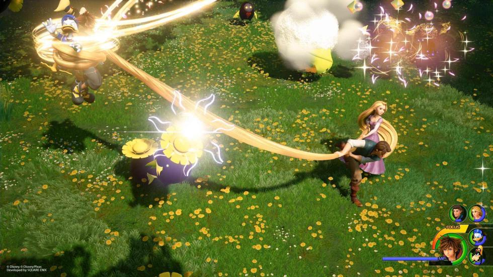 Kingdom Hearts 3 - Reino de Corona