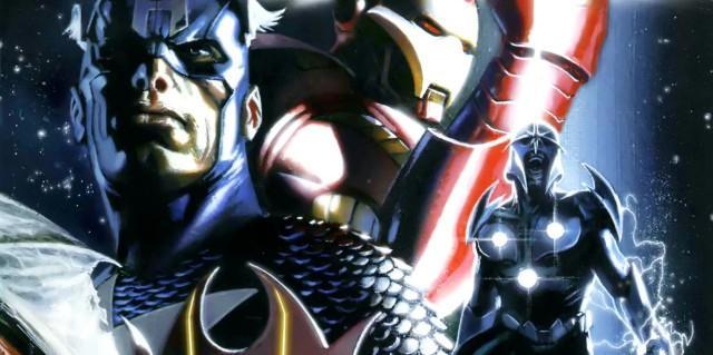 Posibles títulos para Vengadores 4