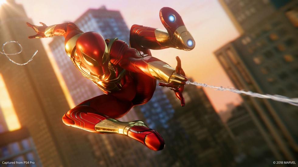 Spiderman PS4 Turf Wars