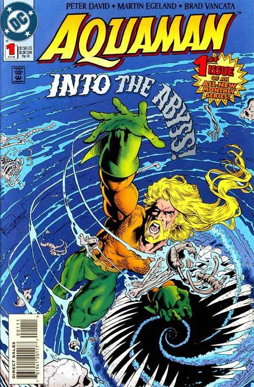75 años de Aquaman - Comics que contiene