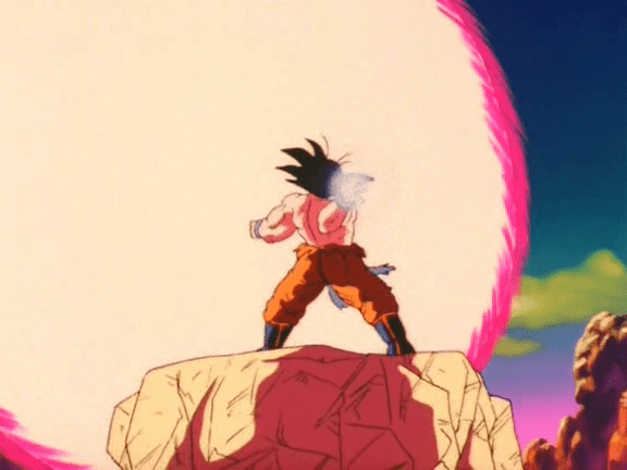 Dragon Ball Z capítulo 32