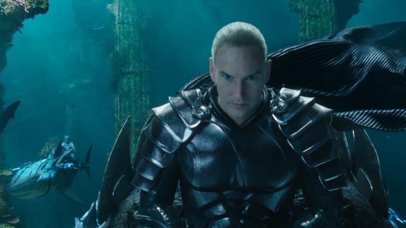 Orm Marius, Amor del Océano (Ocean Master) - Villano de Aquaman