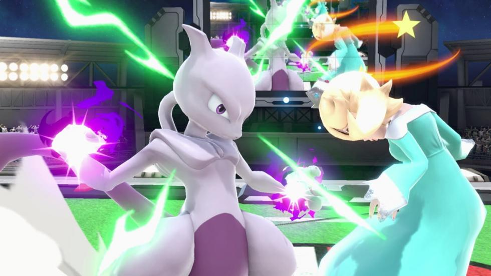 Super Smash Bros. Ultimate - Mewtwo