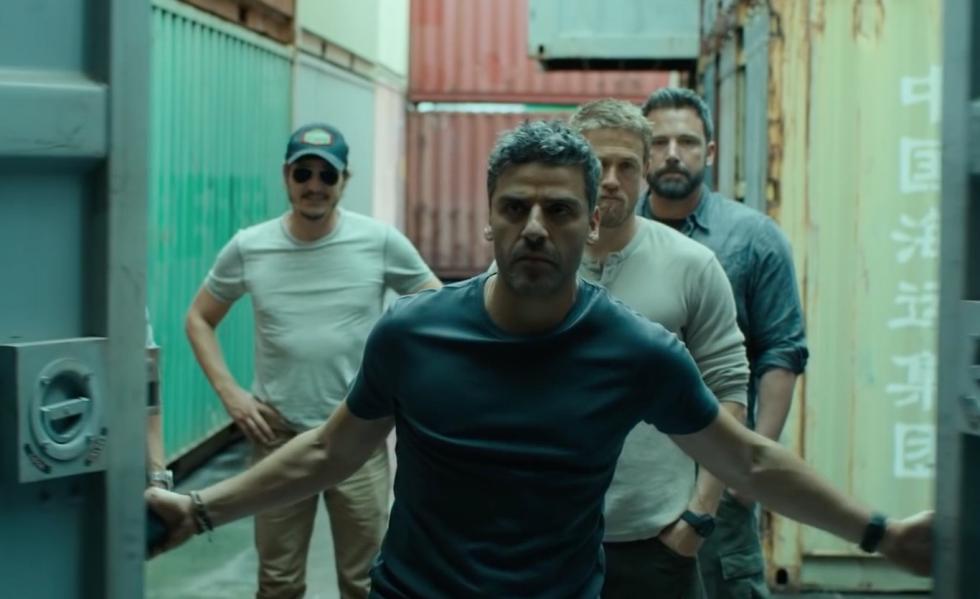 Triple Frontera, el nuevo thriller de Netflix