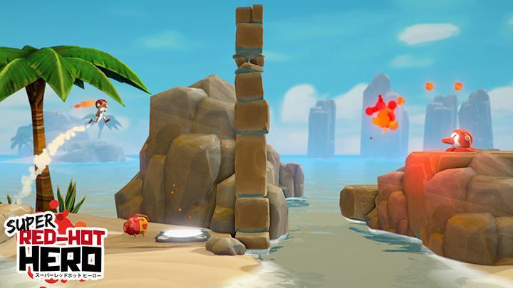 Super Red Hot Hero nuevas imágenes 1