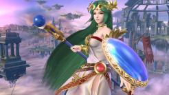 Super Smash Bros. Wii U - Palutena
