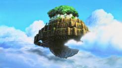 El Castillo en el cielo - Studio Ghibli