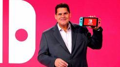 Reggie Fils Aime Nintendo of America