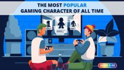 Personajes famosos de videojuegos