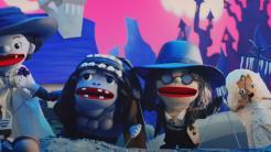RE Village marionetas