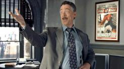 Spider-Man - J. Jonah Jameson en el Daily Bugle