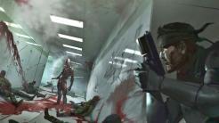 Arte conceptual de la película Metal Gear Solid