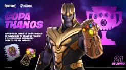 Fortnite Copa Thanos