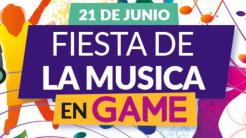 GAME dia de la musica