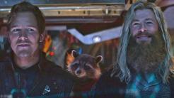 Vengadores Endgame - Star-Lord y Thor