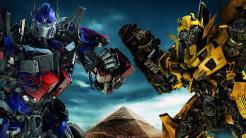 optimus prime y bumblebee transformers