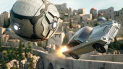 Rocket League Aston Martin Sin tiempo para morir