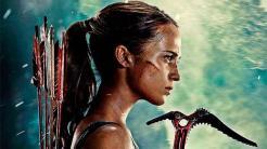 Tomb Raider - Alicia Vikander