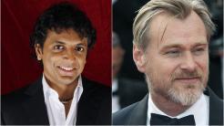 M. Night Shyamalan y Christopher Nolan