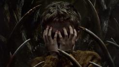 Antlers: Criatura oscura Guillermo del Toro