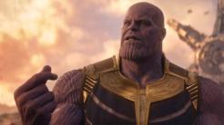 Chasquido de Thanos