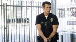 Nathan Fillion en The Rookie, la serie policial de ABC
