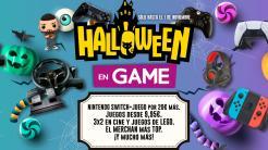 Ofertas Halloween en GAME