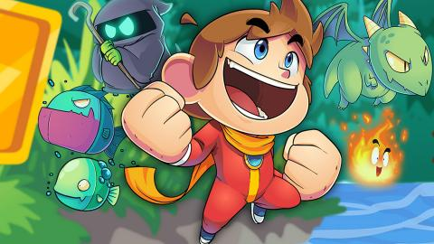 Alex Kidd in Miracle World DC