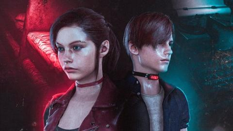 Resident Evil Code: Veronica fan remake