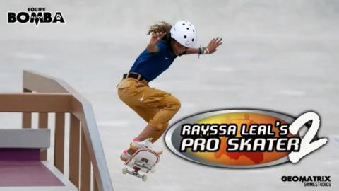 Rayssa Leal Skate Tony Hawk
