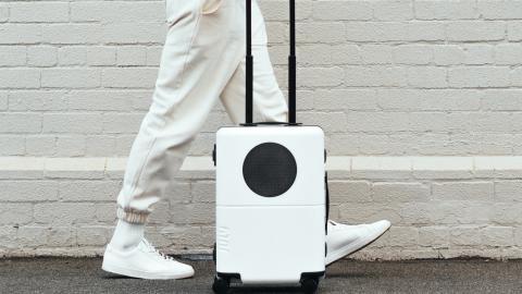 Xbox Series S maleta