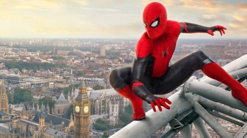 Películas Spider-Man Tom Holland