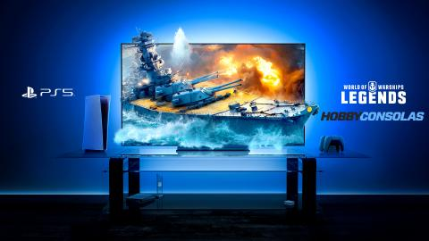 Concurso World of Warships: Legends