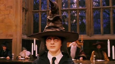 Harry Potter - Sombrero seleccionador