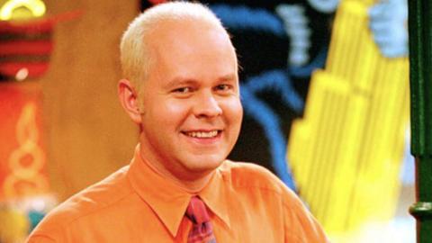 James Michael Tyler como Gunther en Friends