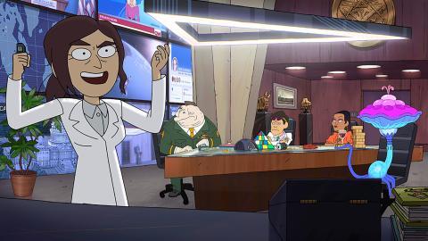 Ultrasecretos, la nueva serie de animación para adultos de Netflix