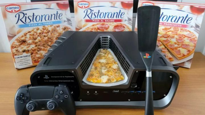 ps5 pizza