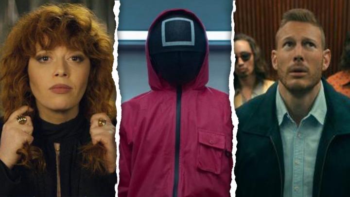 Series recientes y originales de Netflix