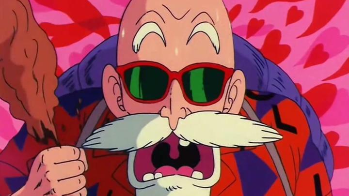 Dragon Ball - Maestro Mutenroshi